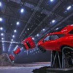 """270° """"бочка"""" на Jaguar E-Pace"""