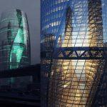 Leeza SOHO - самый высокий атриум в мире