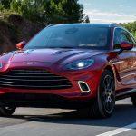 Aston Martin представила внедорожник DBX